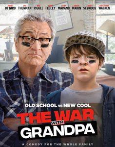 دانلود فیلم جنگ با پدربزرگ